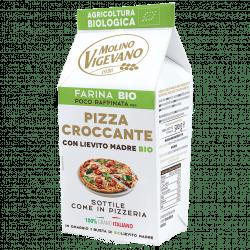 Farina biologica per pizza croccante Image