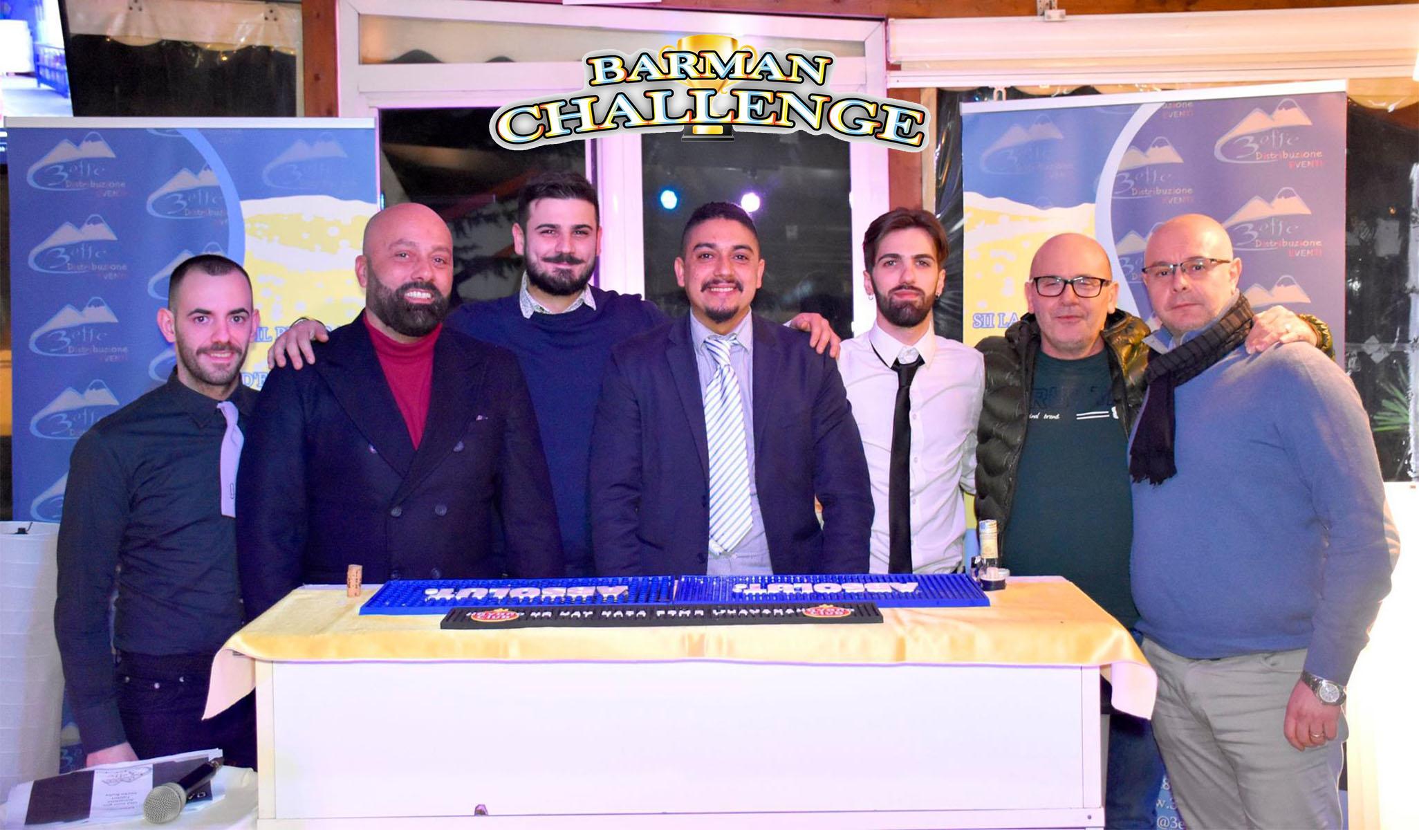 Barman Challenge: la sfida continua