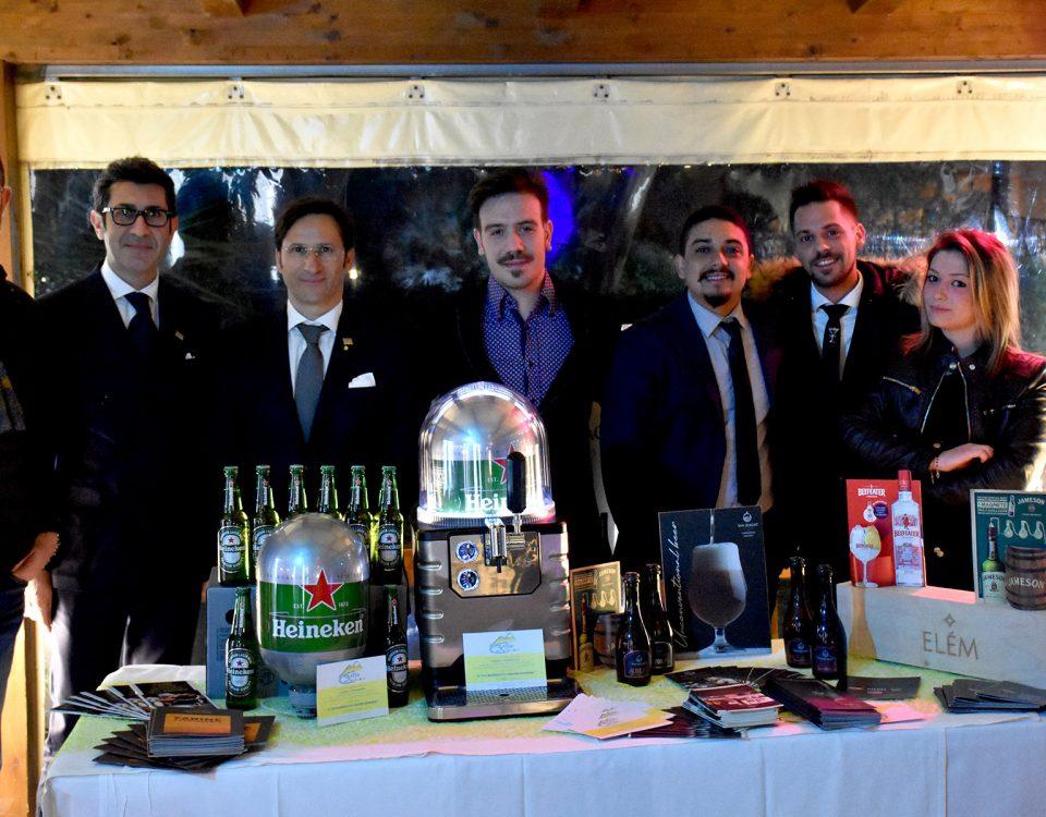 Barman Challenge: 3effe Distribuzione Eventi