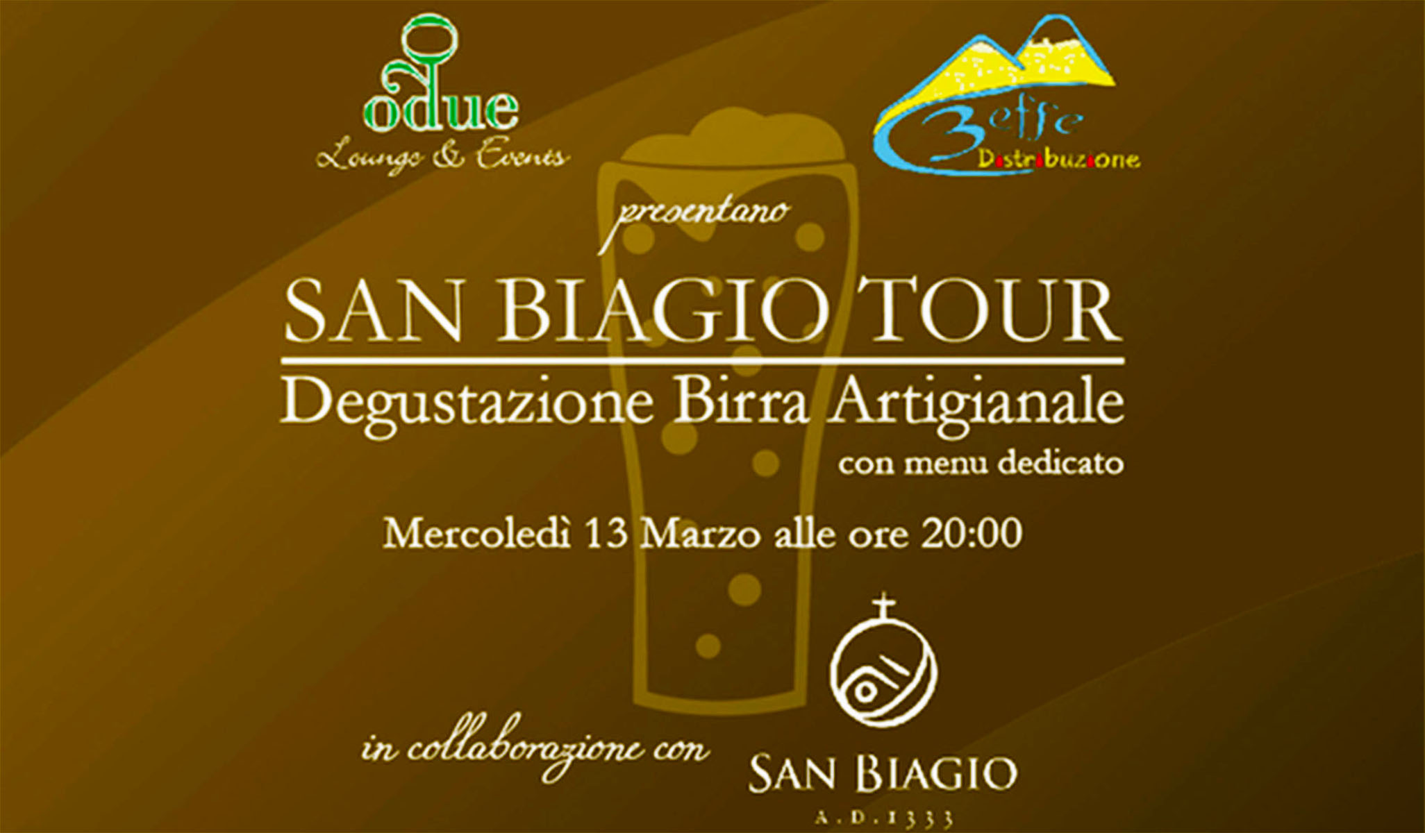 "Evento ""San Biagio Tour"""