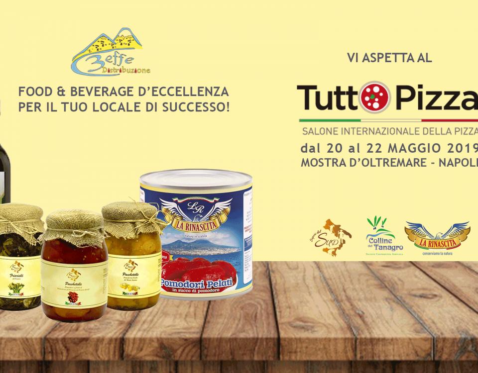 Tutto Pizza 2019 3Effe Distribuzione